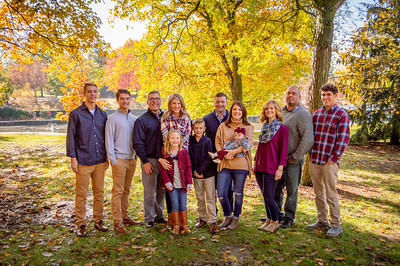 Markle/GibsonFamily- October 2019