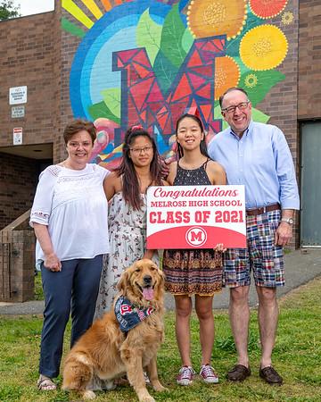 MHS 2021 Senior Families 22MAY21