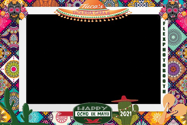 Tuco's ocho de mayo 2021