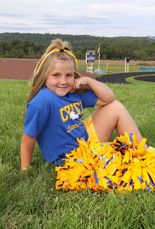 Chestnut Ridge Little Lions Cheerleading
