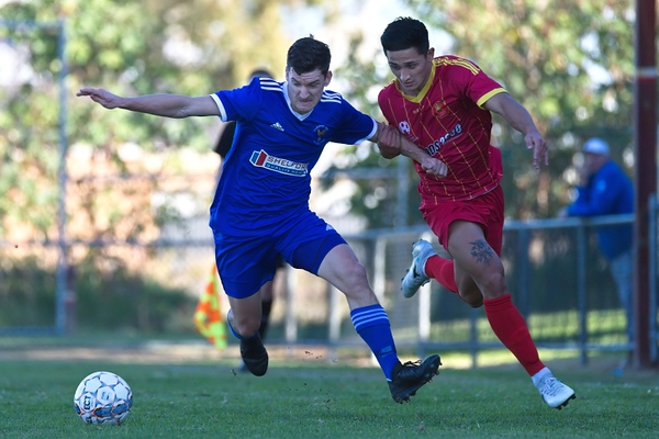 Cockburn City SC v Stirling Lions FC