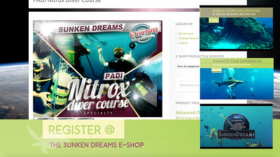 Sunken Dreams Video Gallery