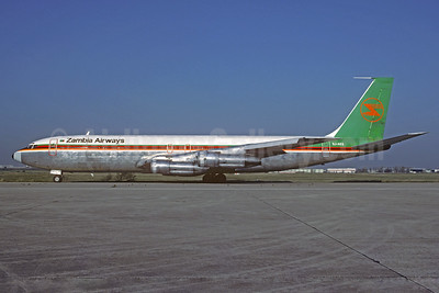 Zambia Airways (2nd)