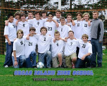 Team Photos school year 2010 - 2011
