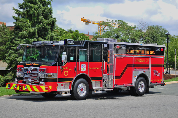 ALBEMARLE COUNTY FIRE APPARATUS