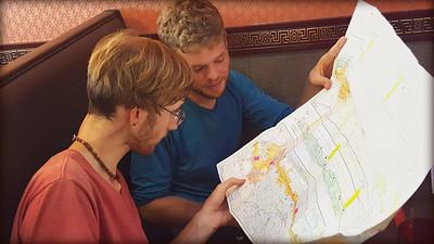 PA Appalachian Trail Meetups with Seth & Peter