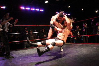 Live Prov Wrestling From The Black Box March 12, 2017