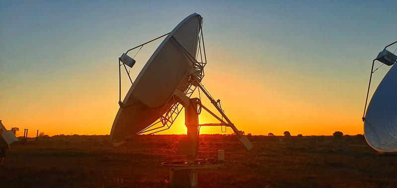 White Cliffs NSW (Epic Adv #16) Worlds first solar farm