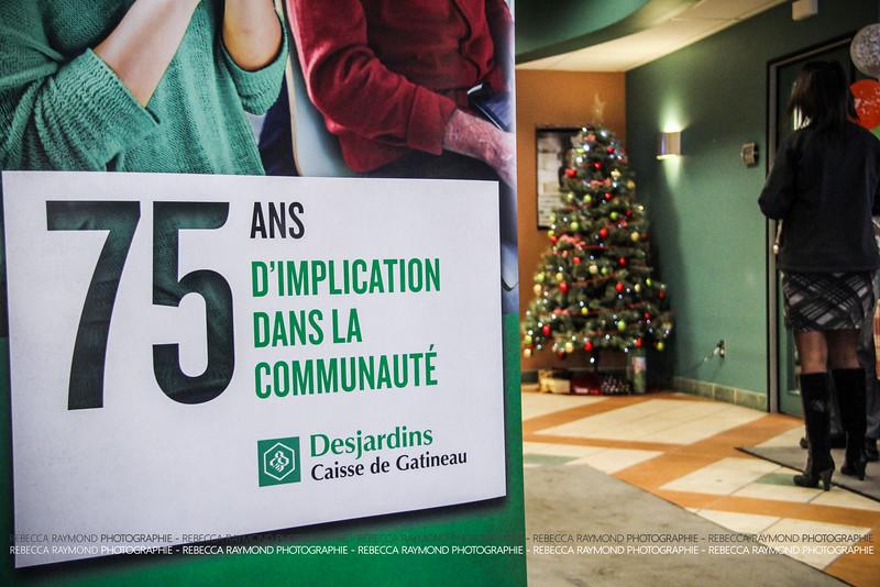 75 anniversaire Caisse Desjardins de Gatineau 2014