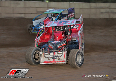 Accord Speedway - 6/14/19 - Mike Traverse
