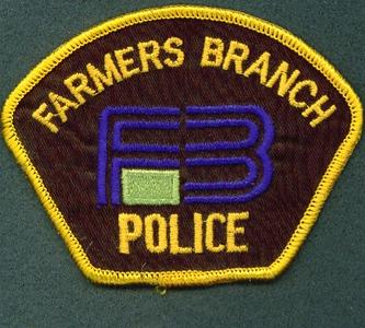 Farmers Branch Police