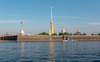 St. Petersburg - River Cruise