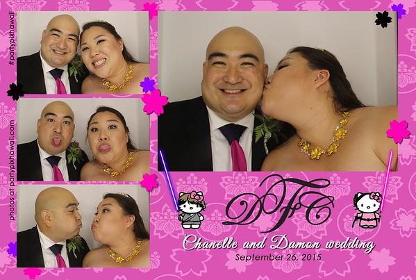 Damon & Chanelle''s Wedding (Luxury Photo Booth)
