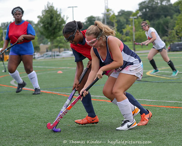Field Hockey Tryouts 7/31/18