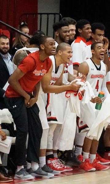 Men's Basketball vs. Savannah State