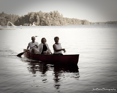 Muskoka Family Vacation 2011