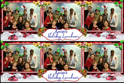 Kaiser Holiday Luncheon