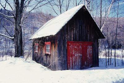Old Barn - Killington, Vermont