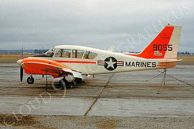 US Marine Corps Piper O-1 Military Airplane Pictures
