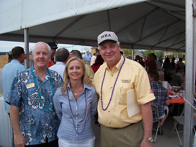 2010 HBA crawfish boil