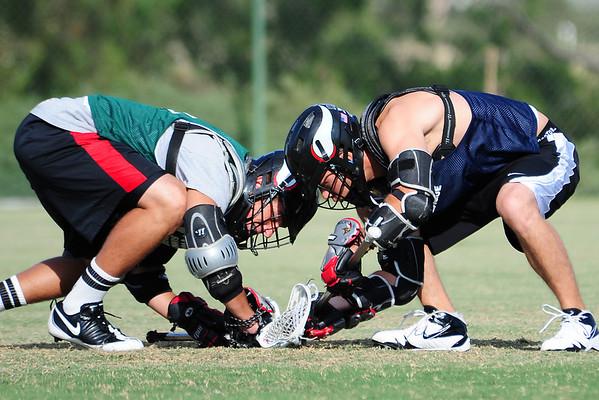 UCSD Summer League, Team 2 vs Team 6, Aug 4
