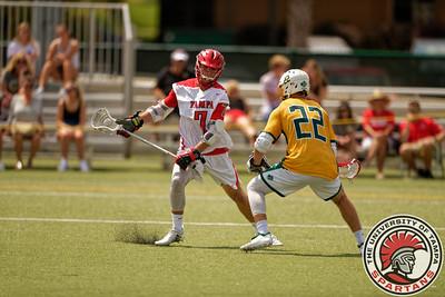 2019 Men's Lacrosse vs. Saint Leo