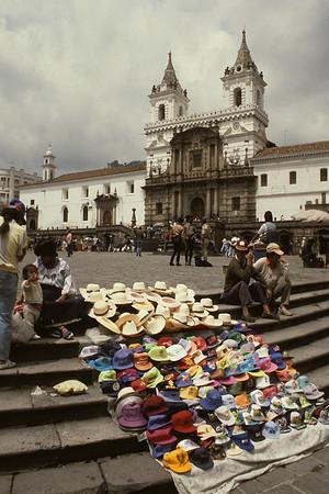 1992 - Quito, Ecuador