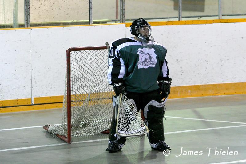 Olds Stingers vs Okotoks Icemen May 24, 2008