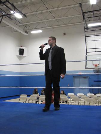 Northeast Championship Wrestling 12 Year Reunion  May 1, 2009