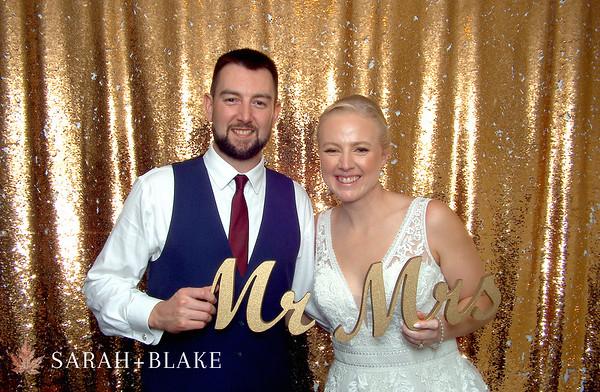 Sarah + Blake 10.8.21