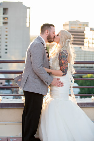 Layne & Cheyenne Wedding