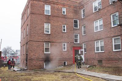 Putnam St. Fire (Bridgeport, CT) 2/21/18