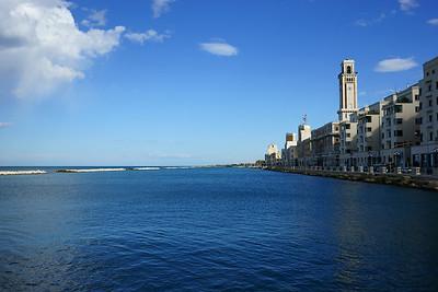 Matera and Bari, Italy