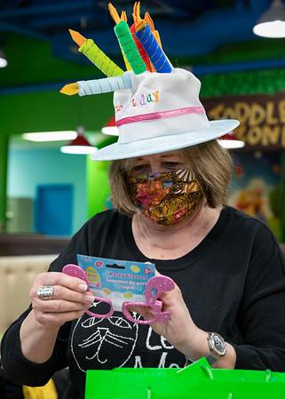 2020 Maureen 77th birthday party