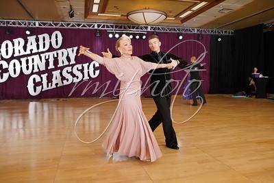 American Smooth Single Dance (Heats 1 - 45)
