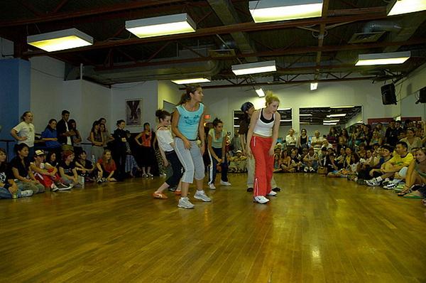Harbour Dance - Eva's Performance