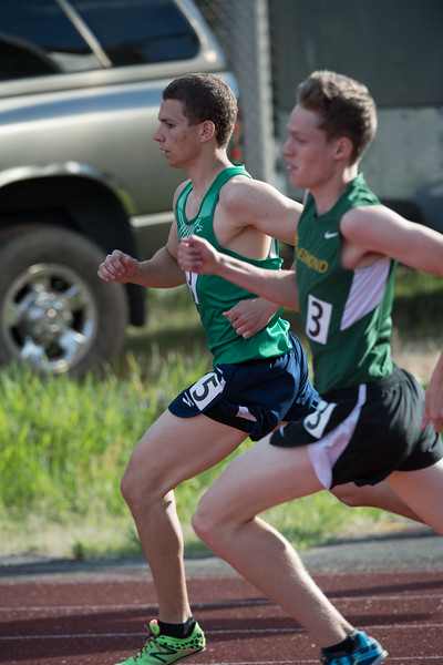 Woodinville May 5 - Mens Track