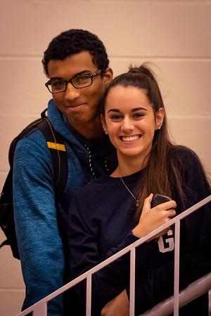 Becca and Brandon