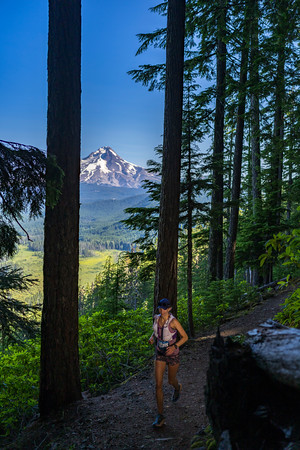 2021 Mt Hood 50K Mountain