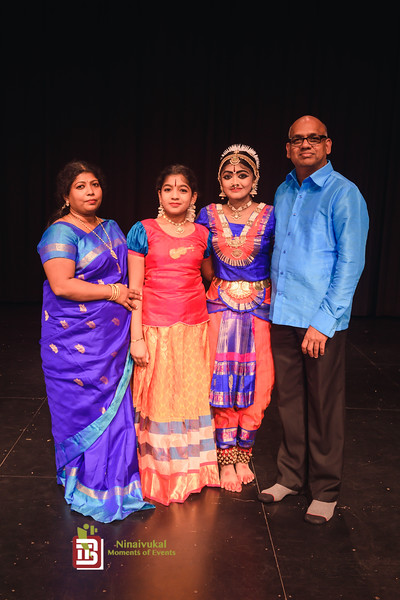 Arani & Mithunan Dance Performance - 2019