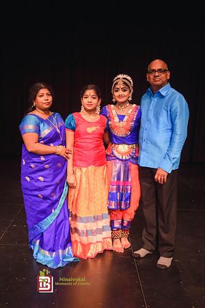 Arani & Mithunan Dance Performance - 2019