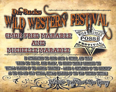 April 12th, 13th and 14th, 2013   Wild West Performing Arts Society, Old Tucson Studios.   Post  Colors.   (Pictures pending)