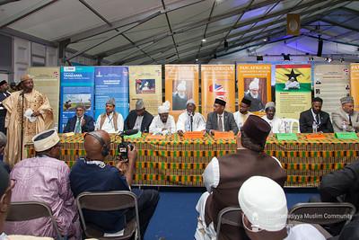 Pan-African Meeting