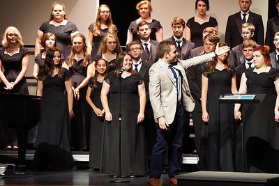 Ross Choral Association 2016-2017