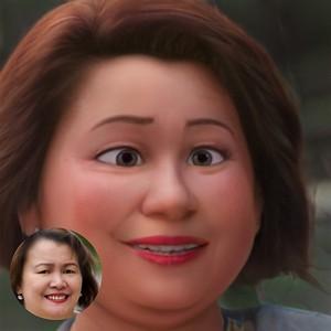 Pixar Style Teachers
