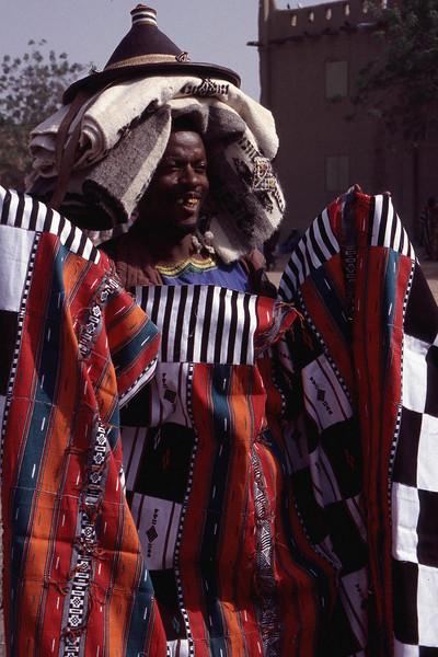Bani River, Djenne, Mali 2000