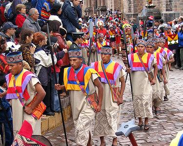 Inti Raymi (Parts I and II)