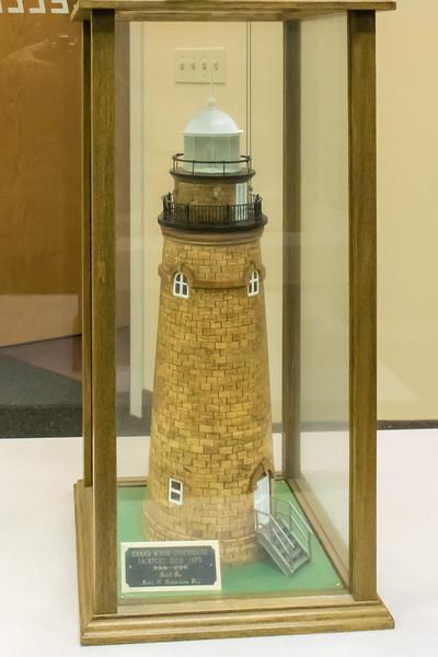 Grand River Lighthouse - 1870