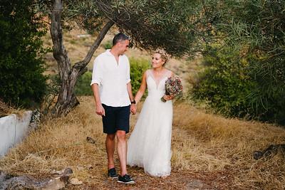 Wedding Clare + Andrew