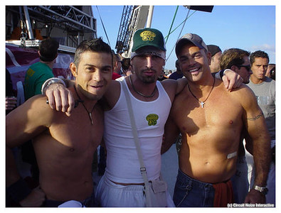 White Party - Miami, FL\Muscle Beach Party
